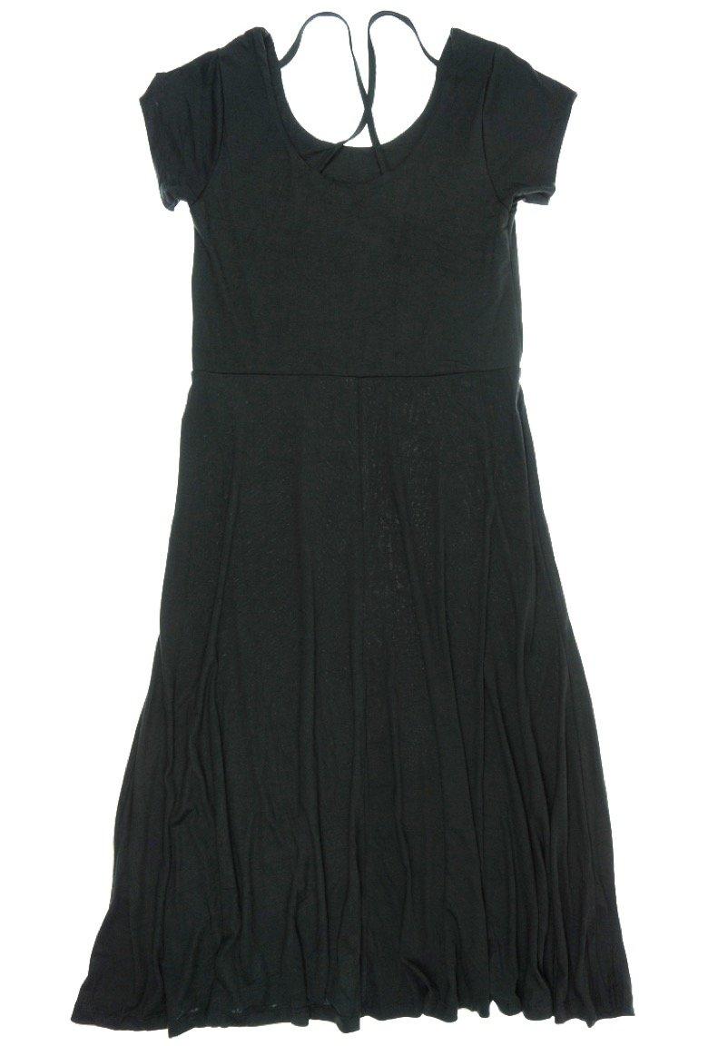 Adyes γυναικείο φόρεμα «Pure Black»