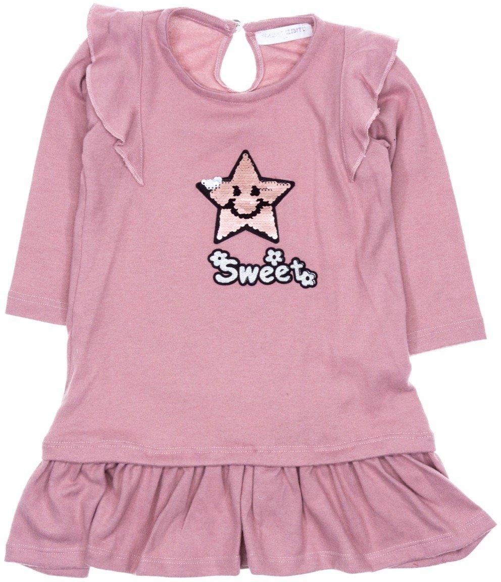 Εβίτα παιδικό φόρεμα και τσάντα «Sweet Star & Bag»