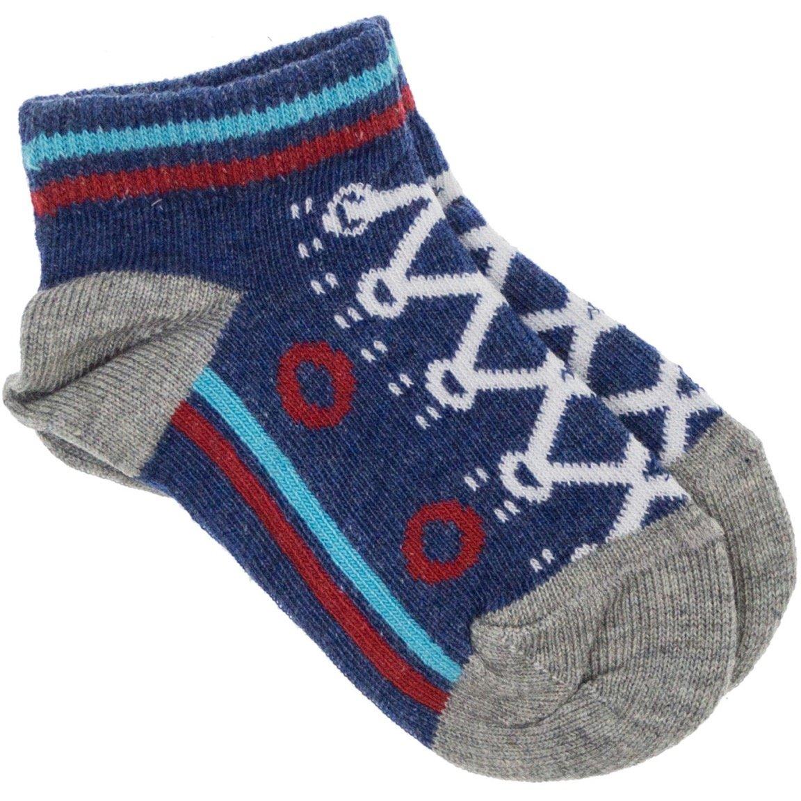 Lateks παιδικές κάλτσες «Blue Soccer»