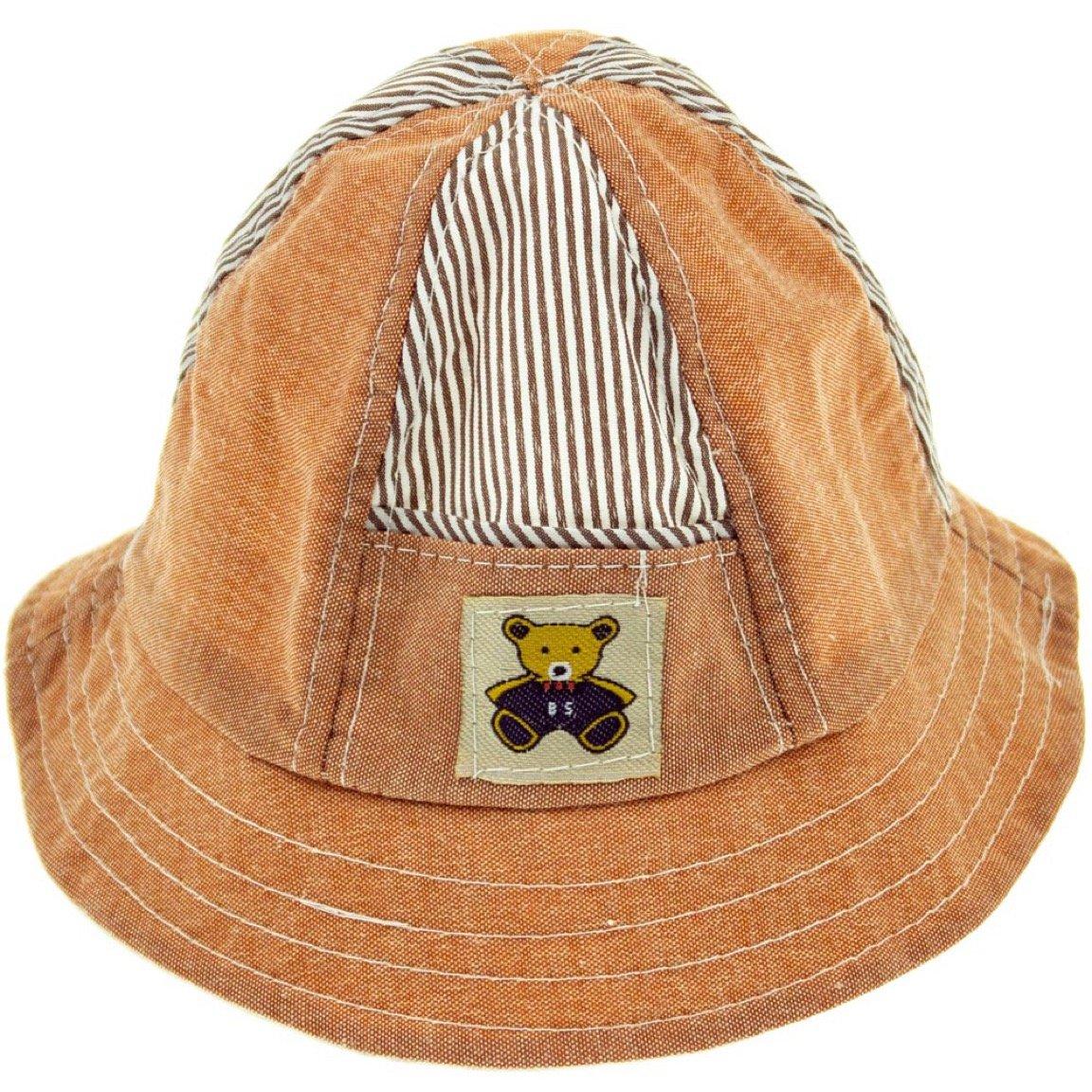 Georgia Accessories παιδικό καπέλο «Orange Teddy»