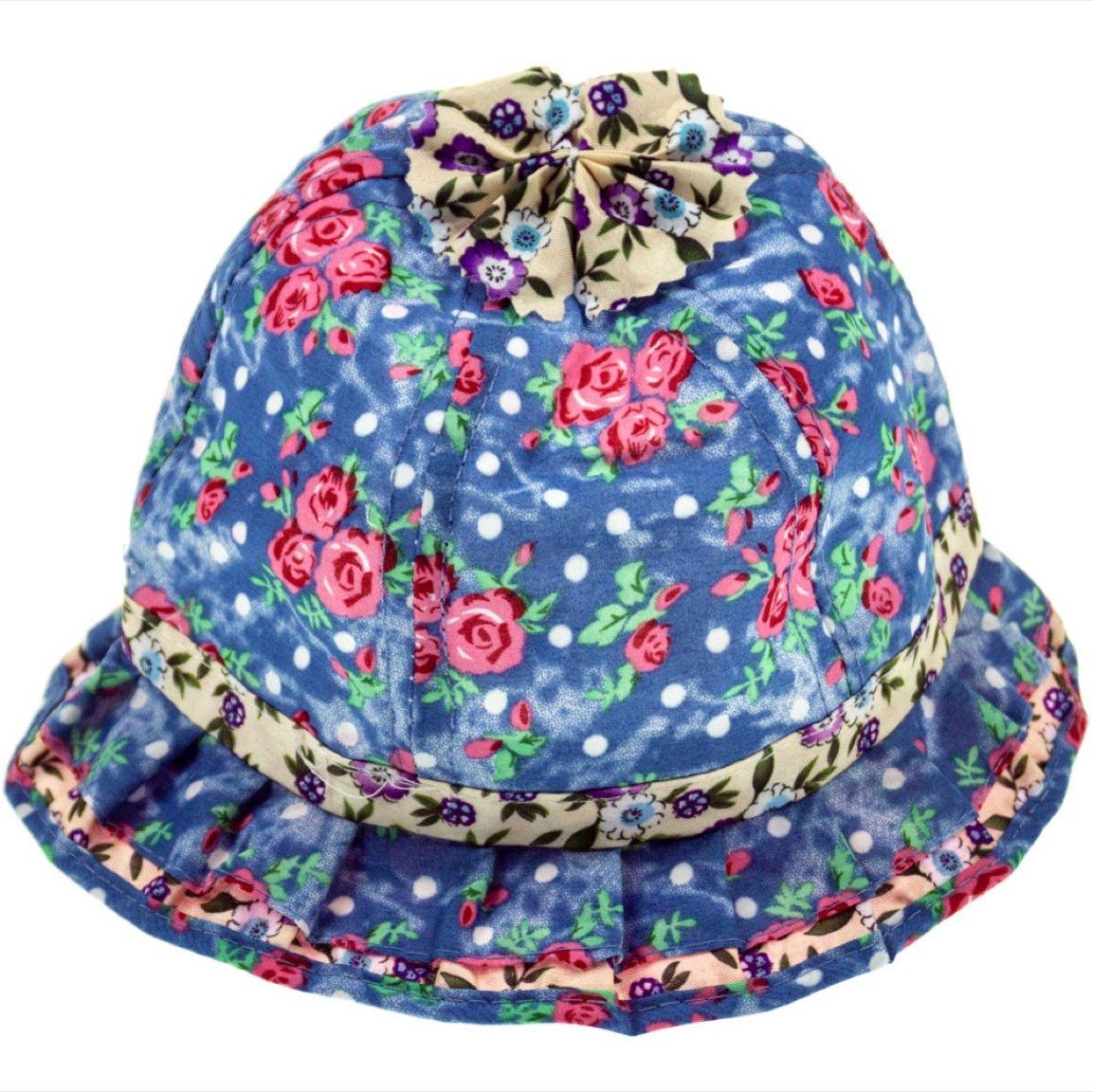Georgia Accessories παιδικό καπέλο «Rose Garden»