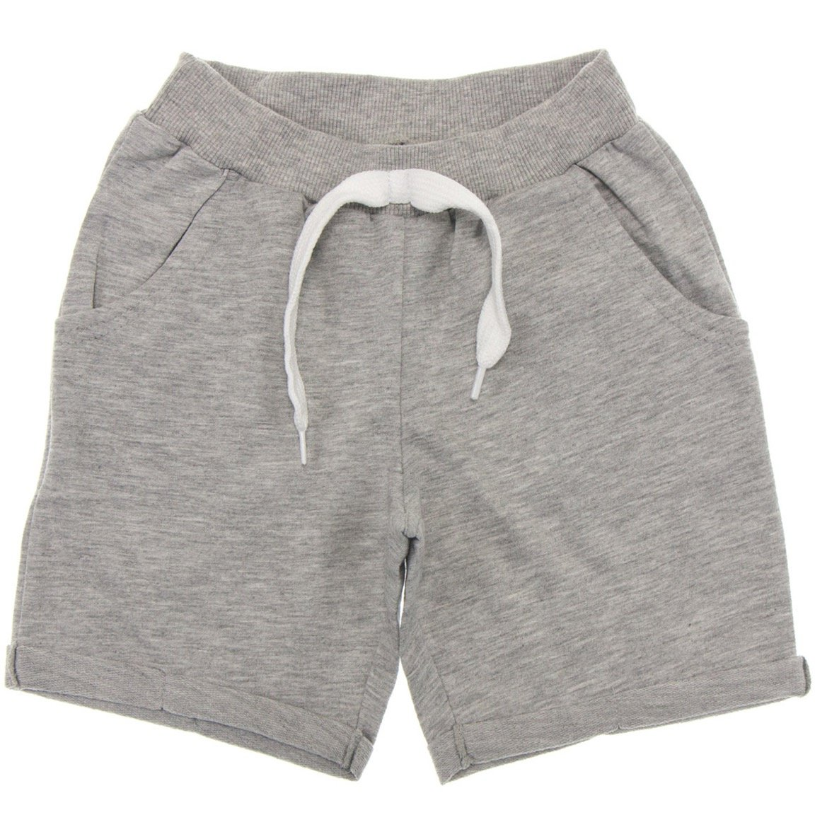 "Joyce παιδικό παντελόνι βερμούδα ""The Grey Practical"""