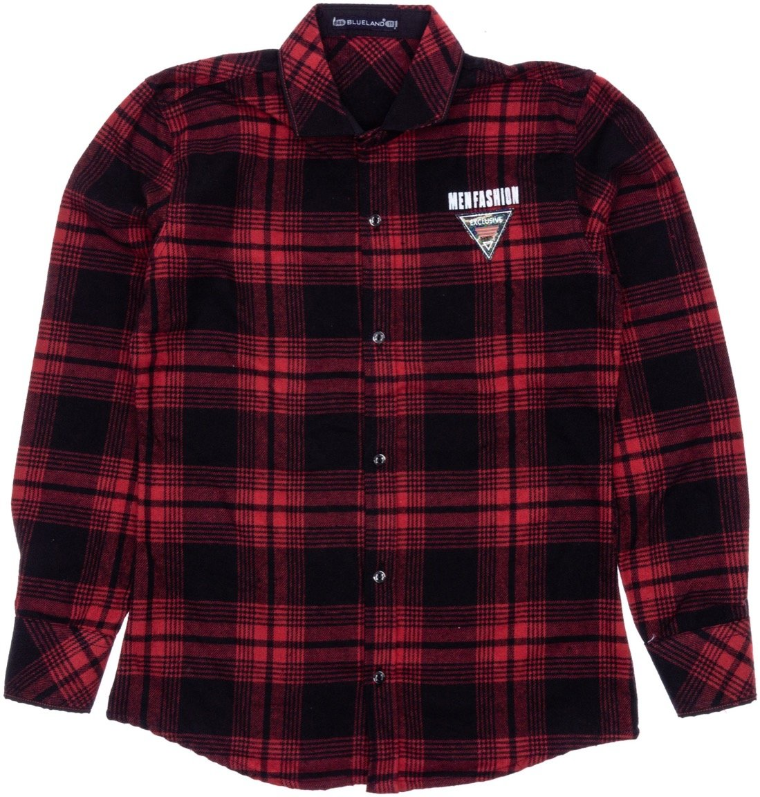 Blueland παιδικό πουκάμισο «Red Limited Edition»