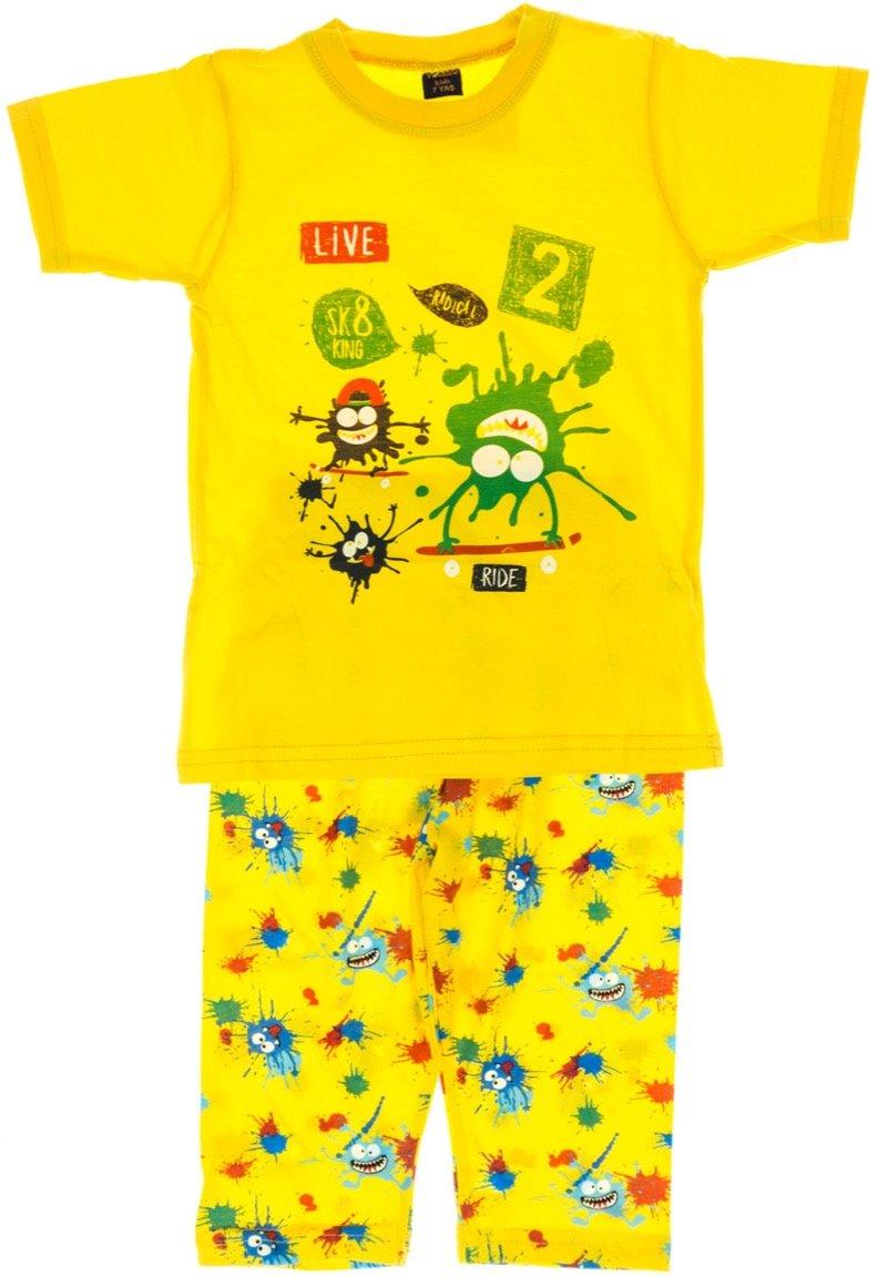"Vitmo παιδική πιτζάμα ""Live Radical"""