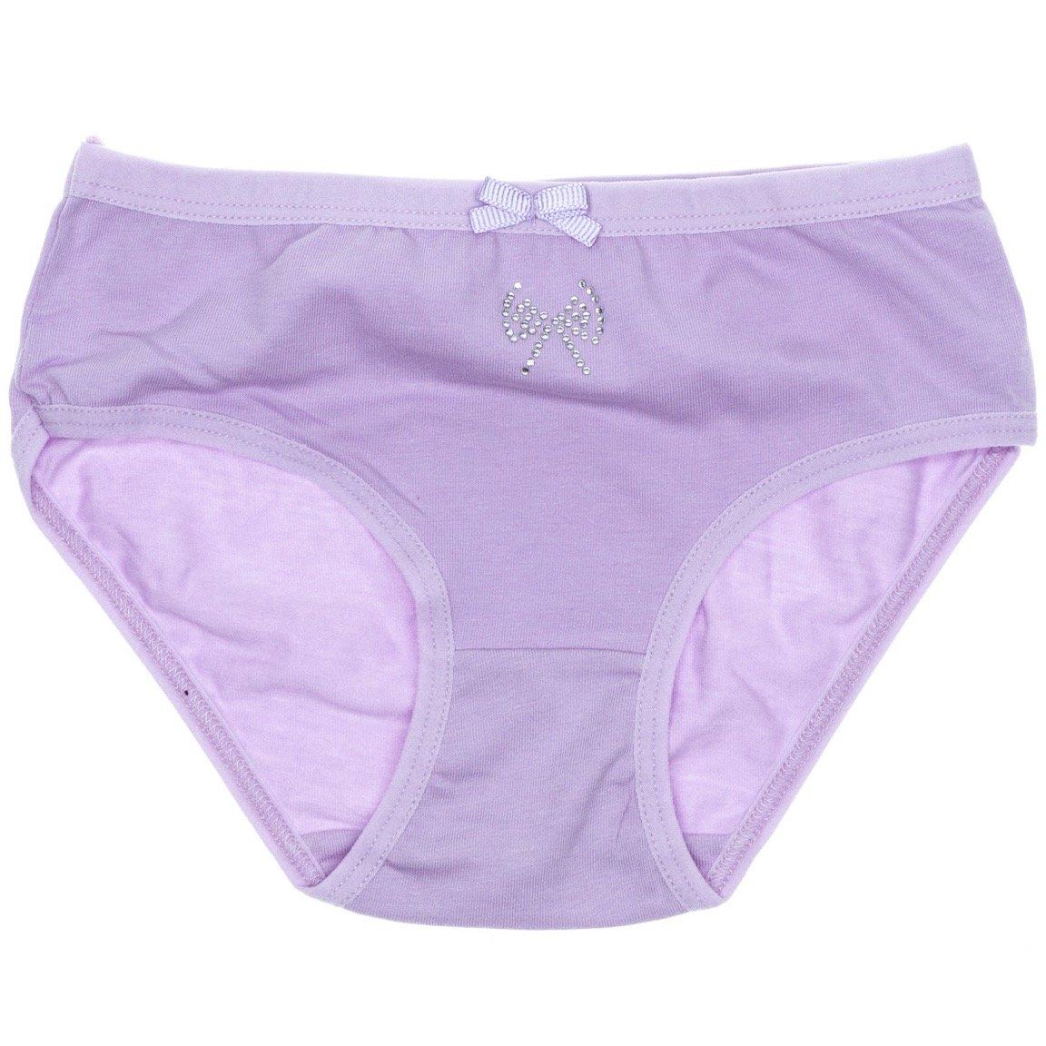 Biyo παιδικό σλιπάκι «Purple Bow»
