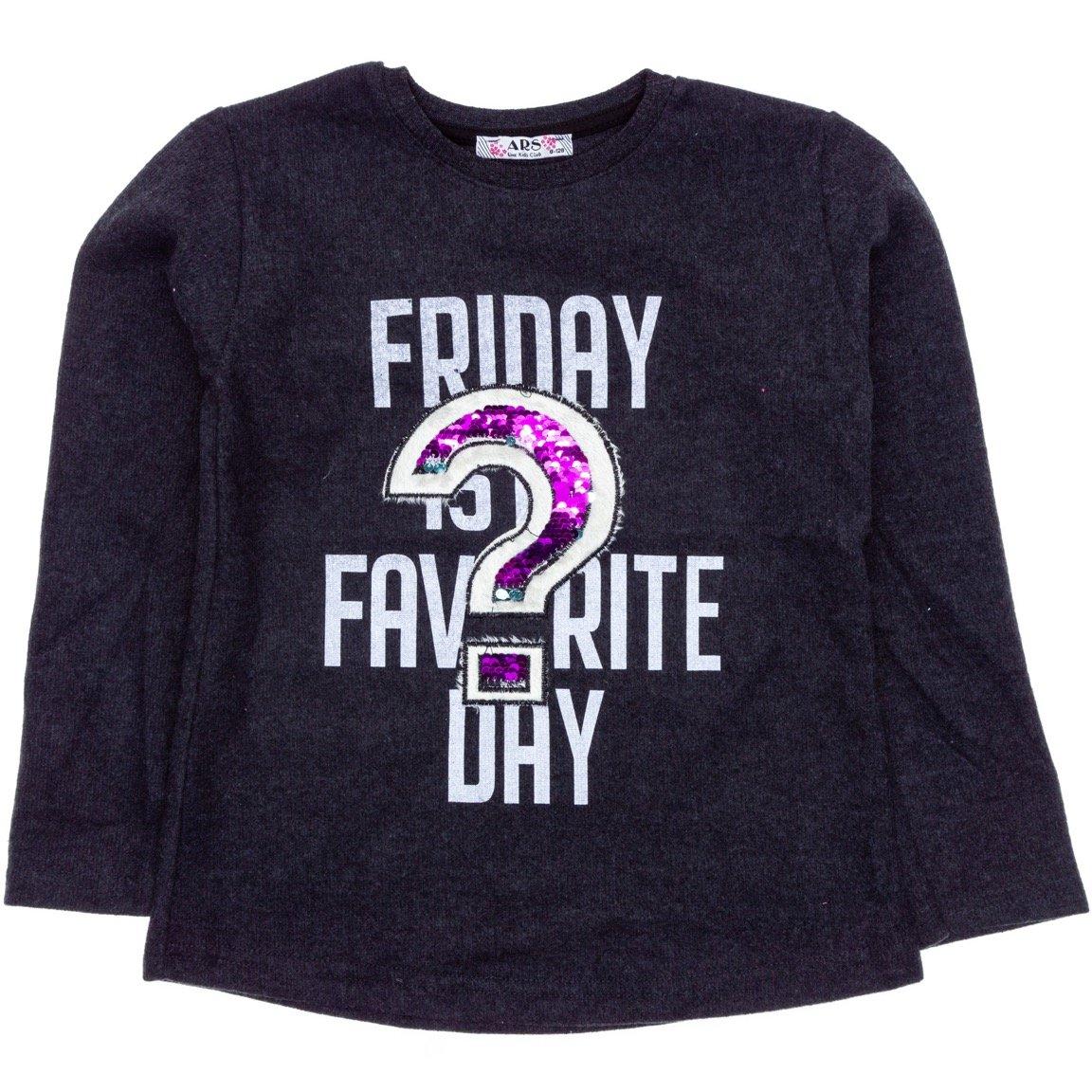 ARS παιδική μπλούζα «Friday»