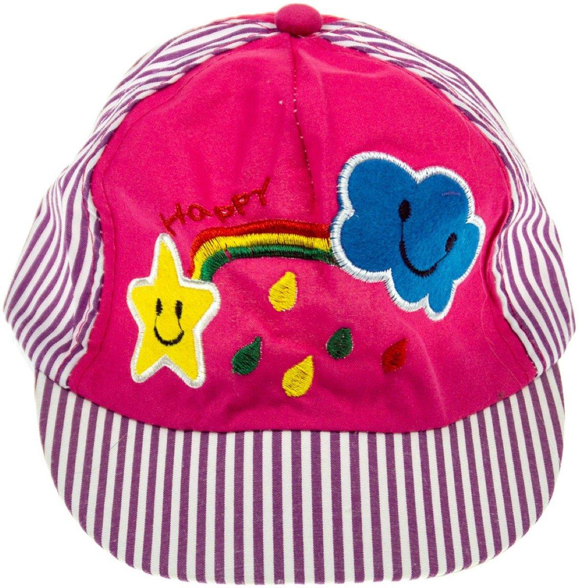 Georgia Accessories παιδικό καπέλο «Fuchsia Sky»