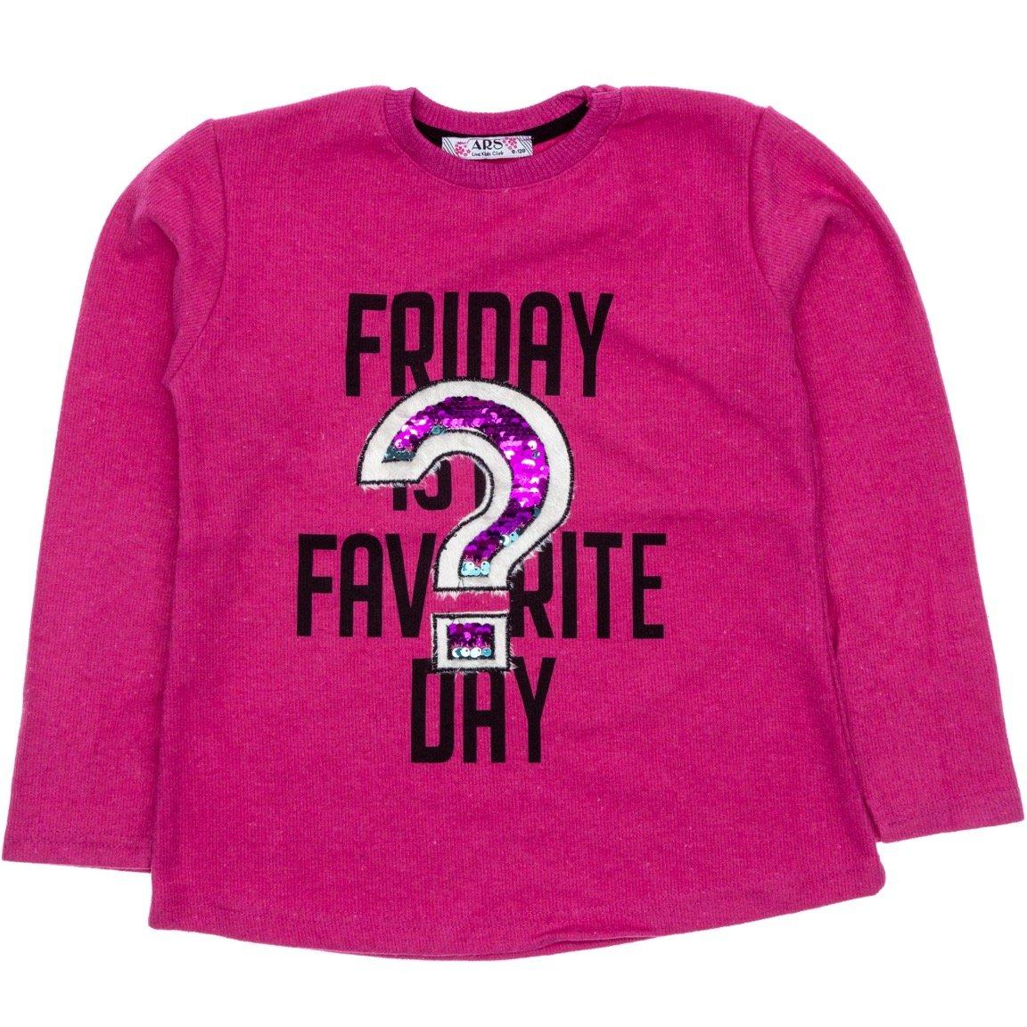 ARS παιδική μπλούζα «Favorite Friday»