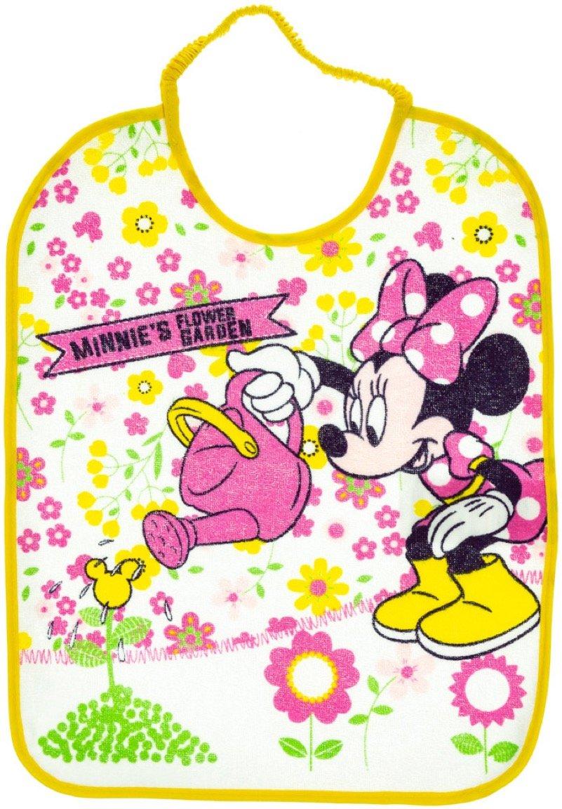 Disney βρεφική σαλιάρα φαγητού «Minnie's Yellow Garden»