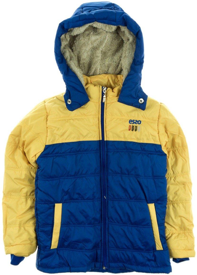Esso παιδικό μπουφάν «The Blue Zippers»