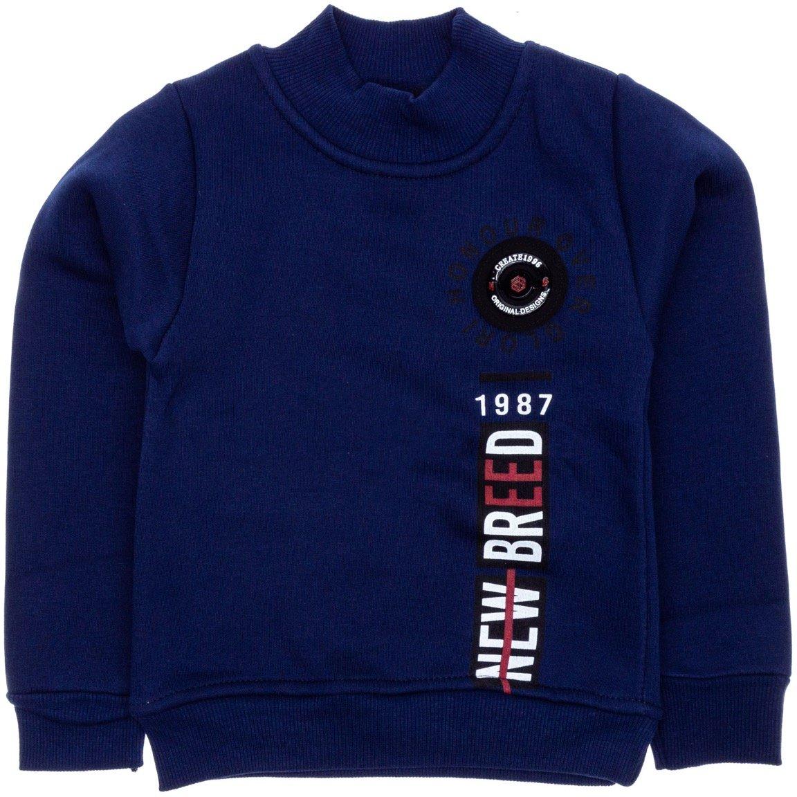 Waxmen παιδική μπλούζα φούτερ «Honor and Glory»