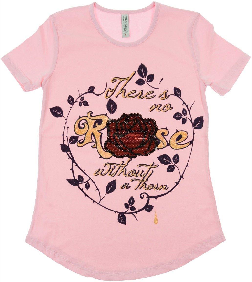 "TRG παιδική μπλούζα ""Pink No Rose"""