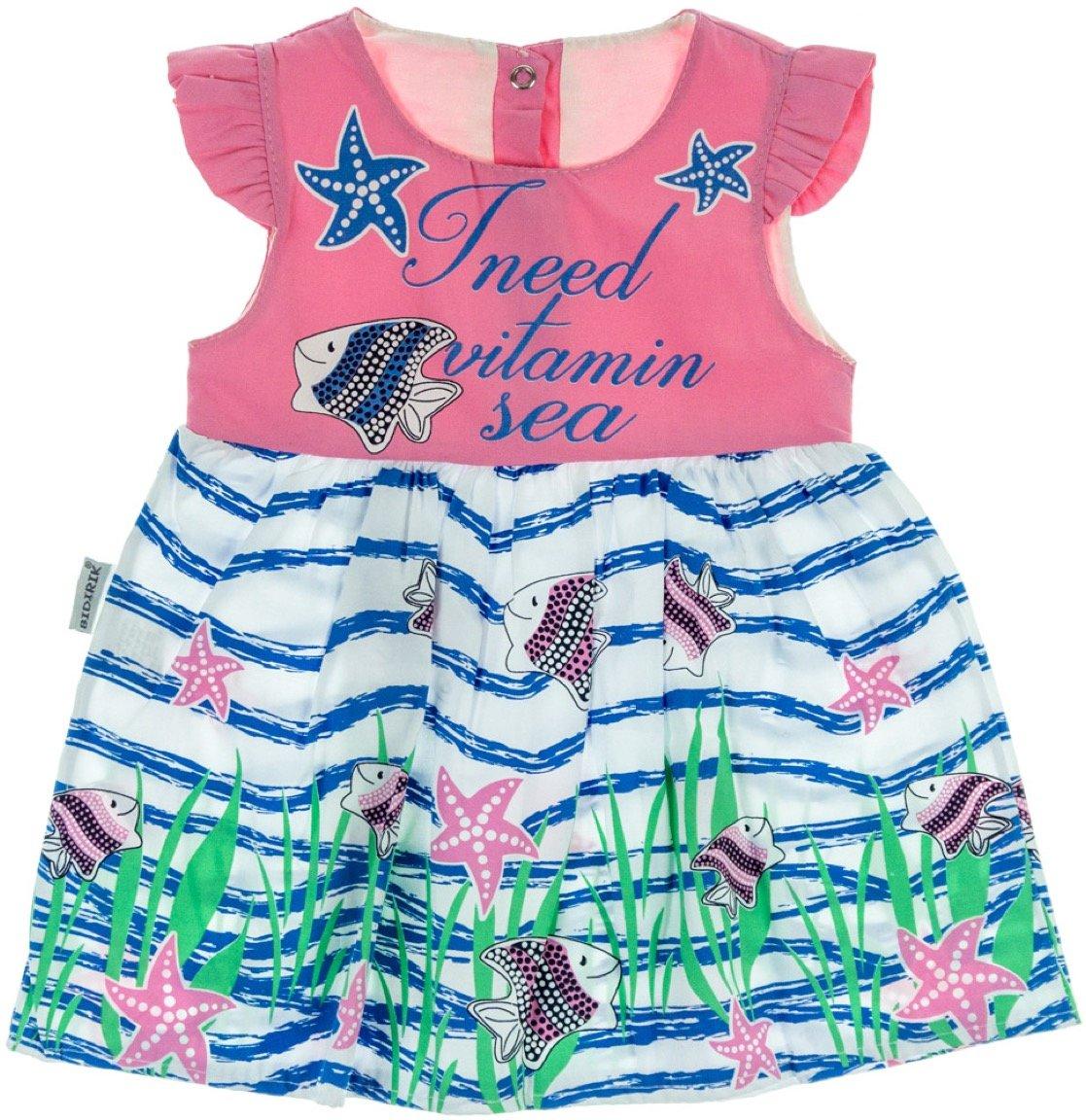 Bidirik βρεφικό φόρεμα «Vitamin Sea»