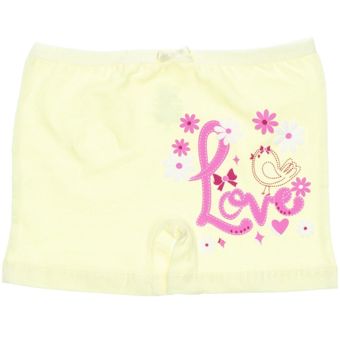 Biyo παιδικό μποξεράκι «Yellow Love»