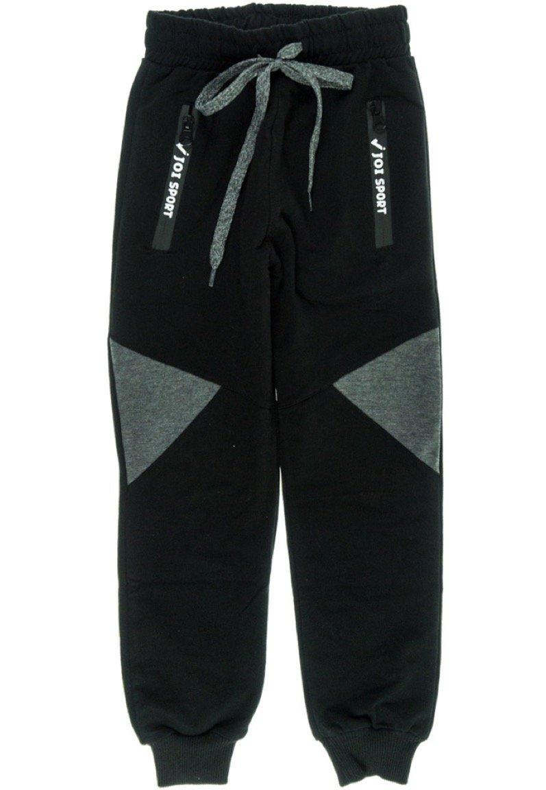 Joi παιδικό εποχιακό παντελόνι φόρμας «Black Joi Sport»