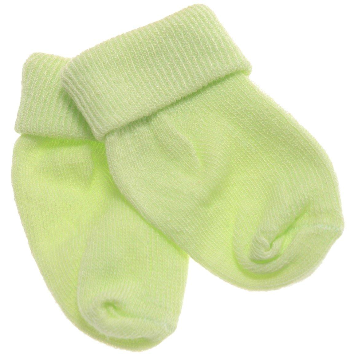 Lycra βρεφικές κάλτσες «Light Green»