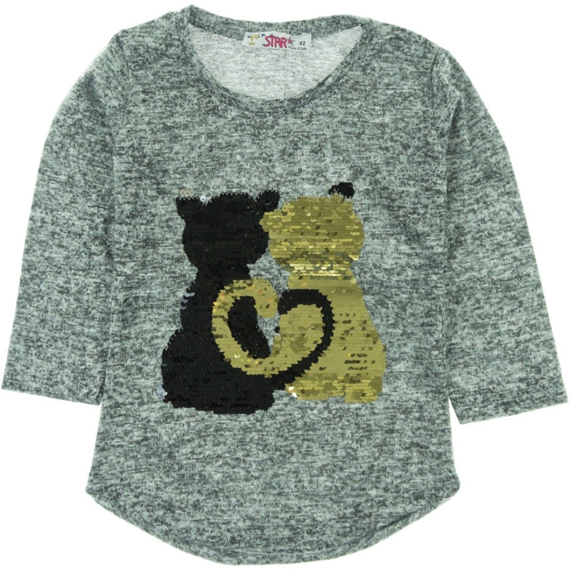Mix Star παιδική μπλούζα «Cats in love»