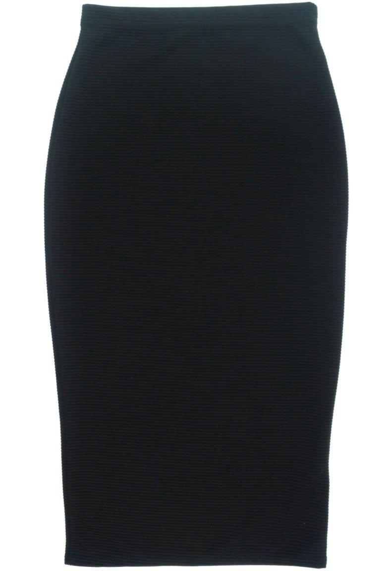 """Nikka γυναικεία φούστα """"Black Unity"""""""