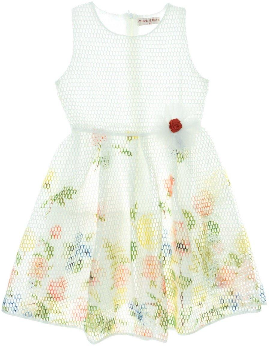 """Εβίτα παιδικό φόρεμα """"Pensive"""""""