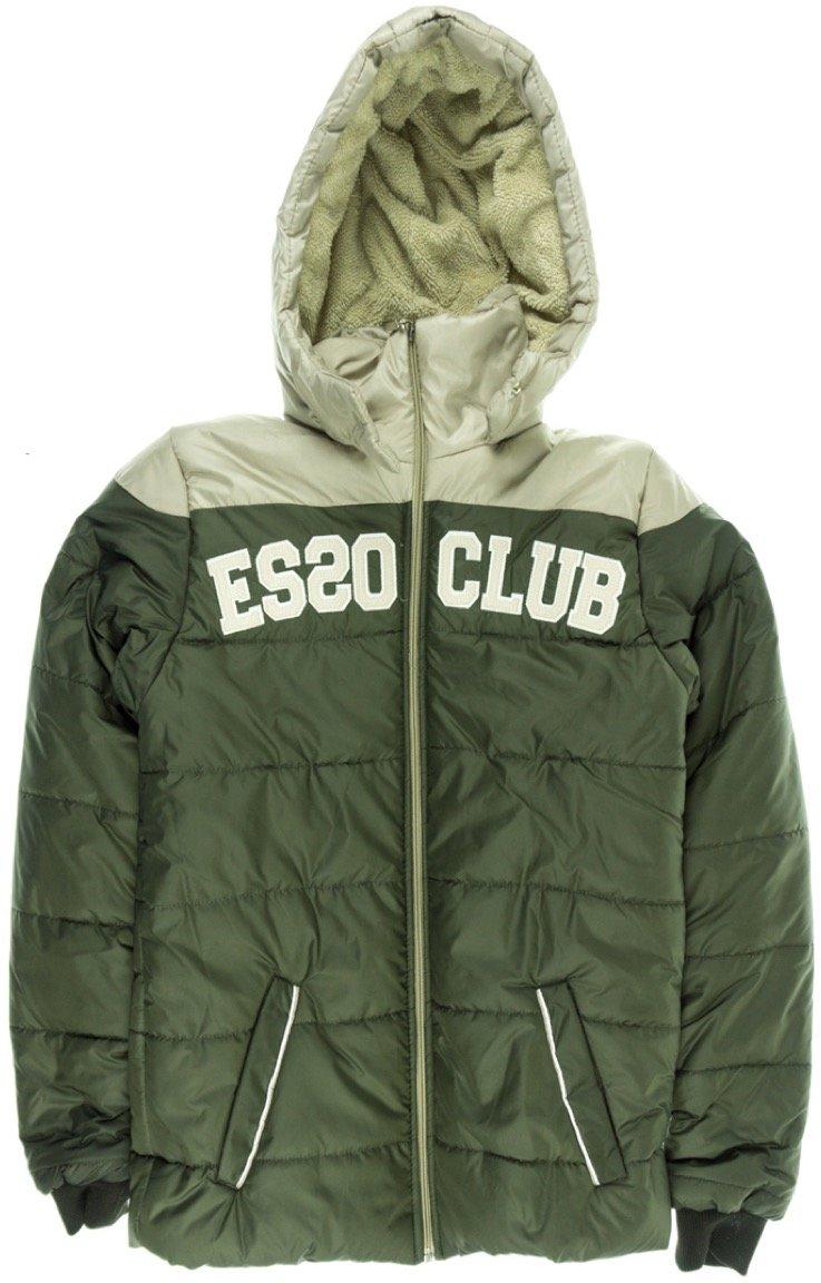 Esso παιδικό μπουφάν «Green Esso Club»