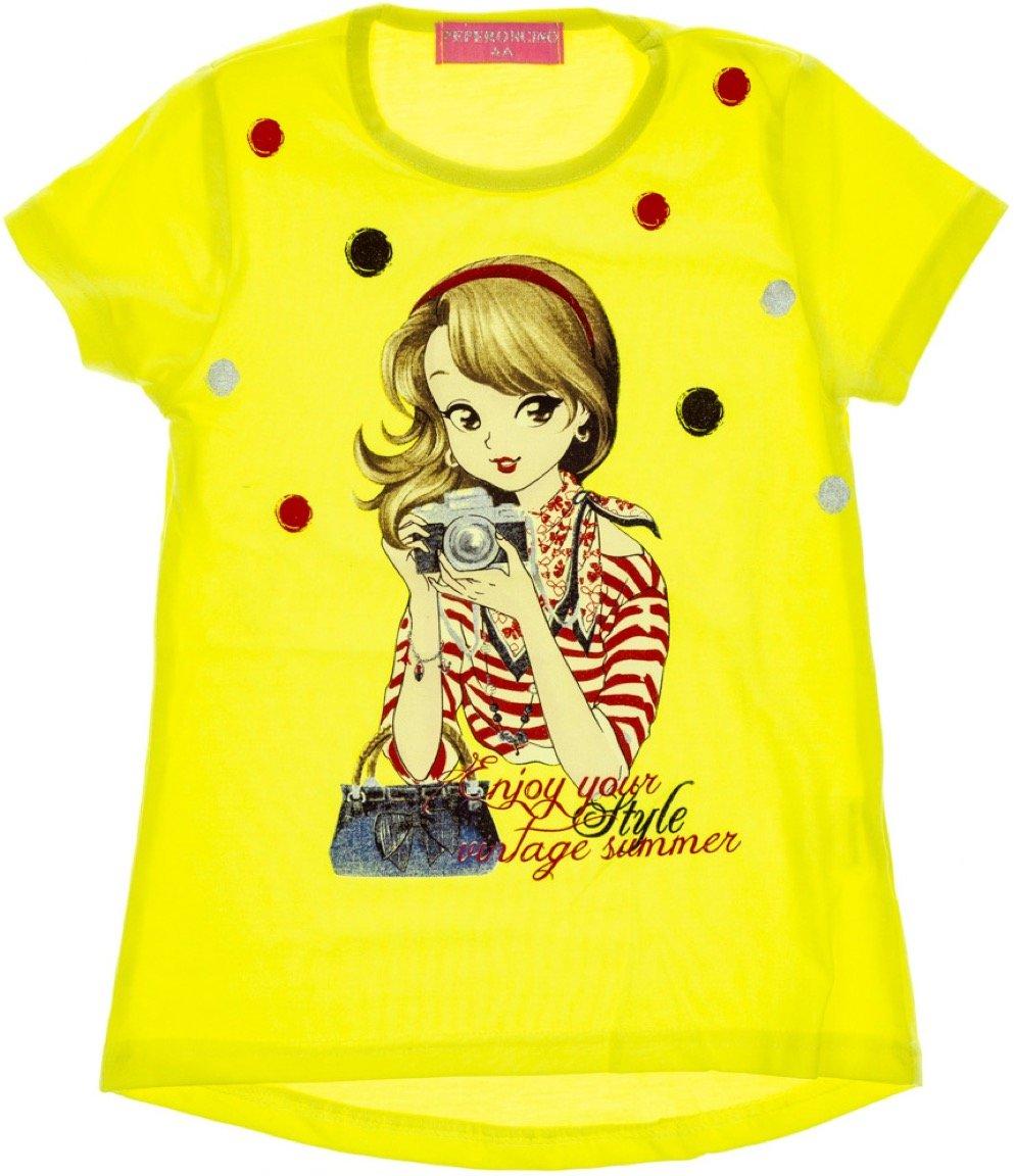 Peperoncino παιδική μπλούζα «My Vintage Summer»