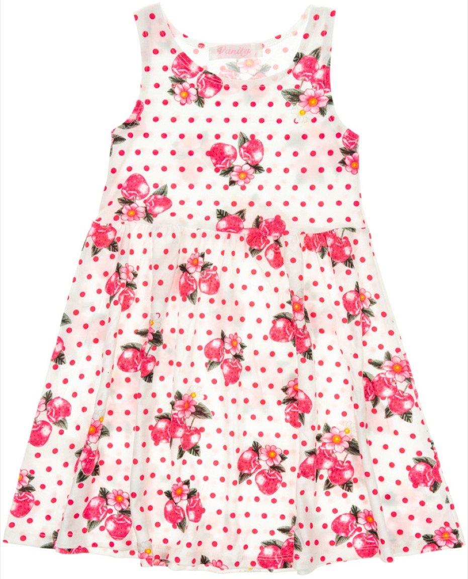 Vanity Chic παιδικό φόρεμα «The Berries»