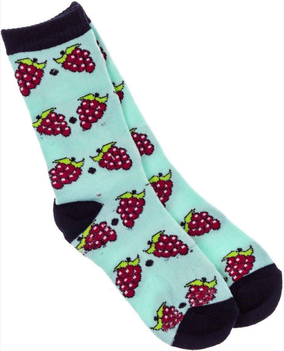 Kitty Cat παιδικές κάλτσες «Raspberries»