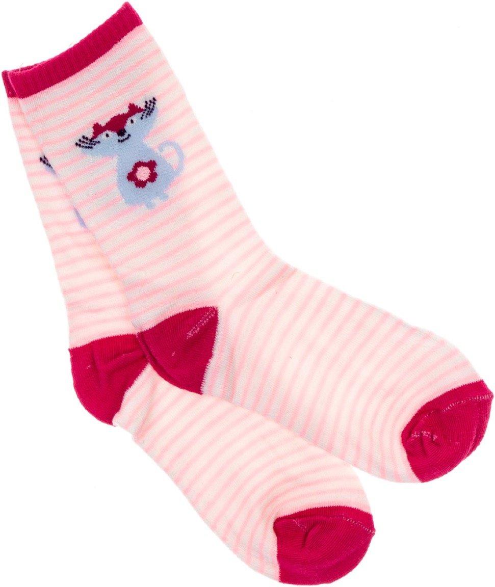 Kitty Cat παιδικές κάλτσες «Flowery Cat»