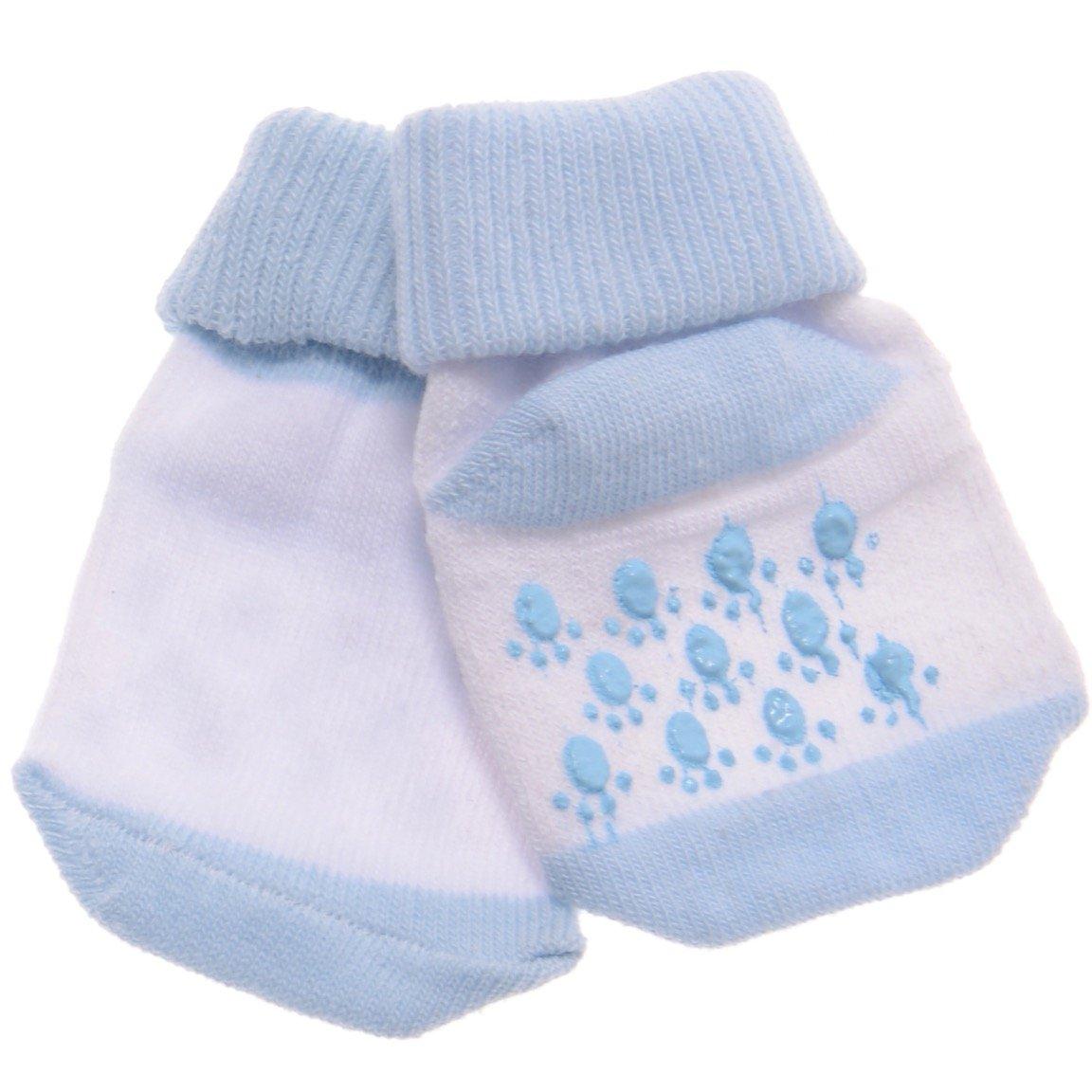 Akface βρεφικές κάλτσες «Blue Steps»