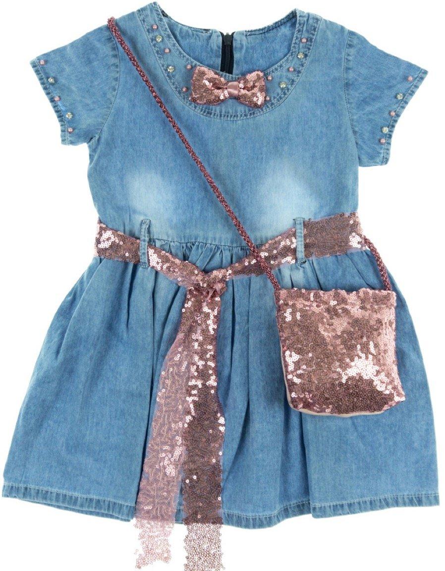 Sago παιδικό φόρεμα «Lady Papigion»