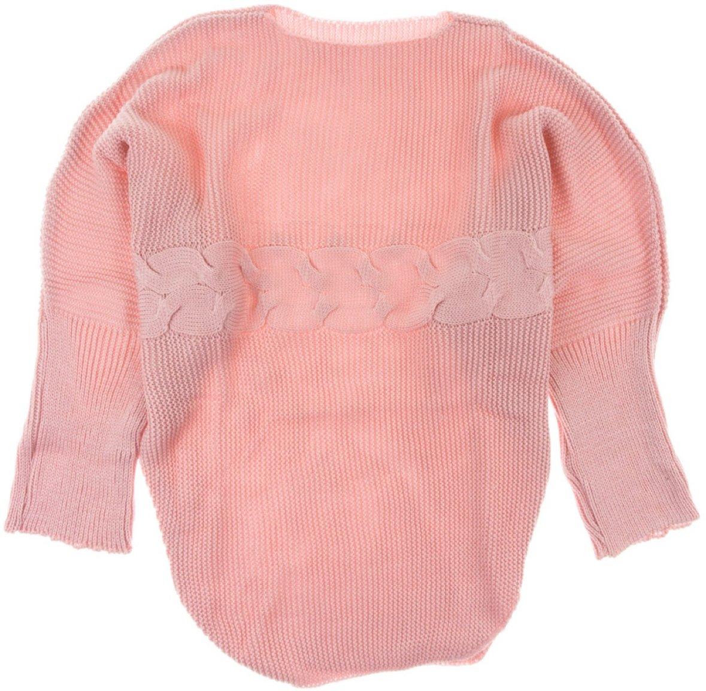 ΑΖ γυναικεία πλεκτή μπλούζα «Pink Bat»