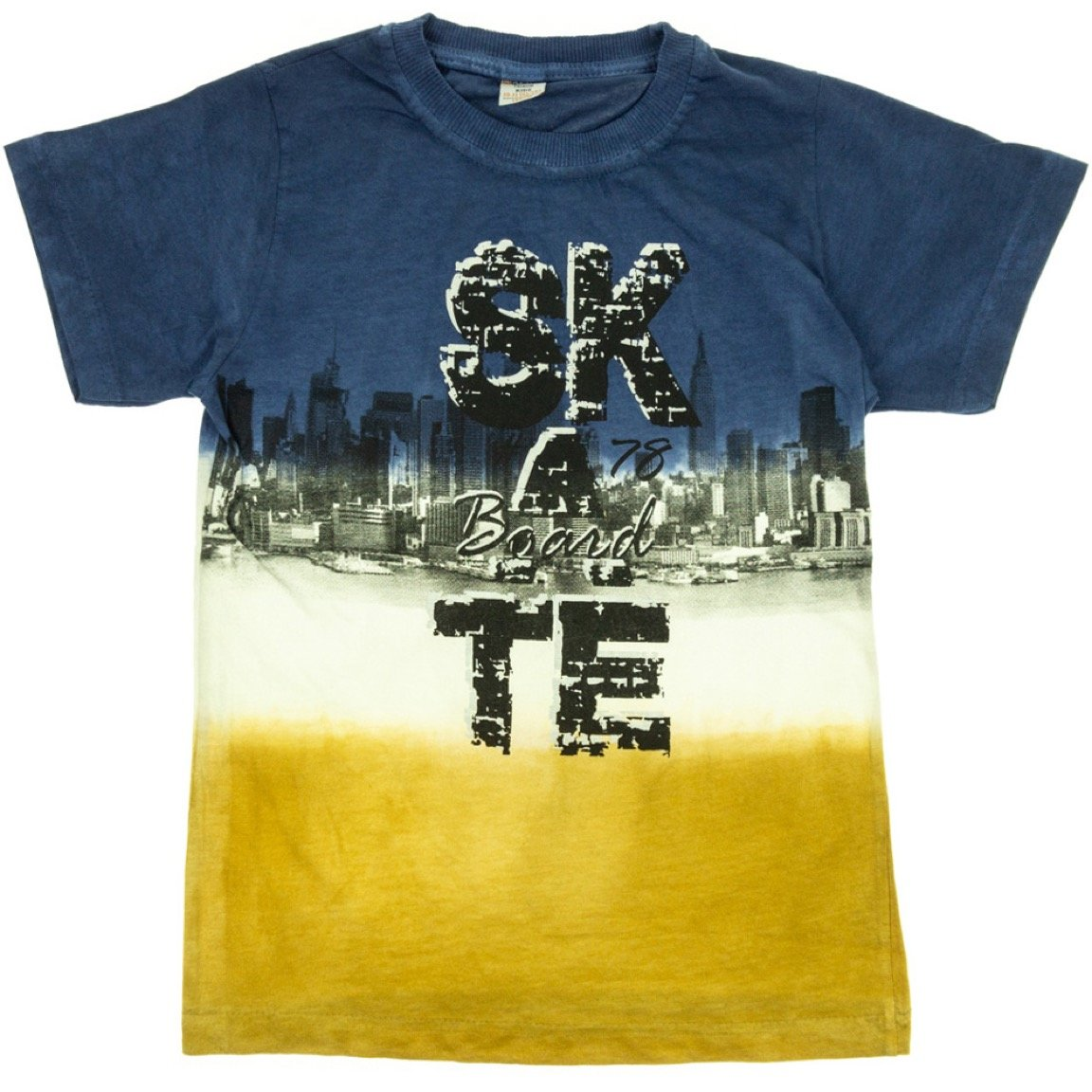 Waxmen παιδική μπλούζα «The Skateboard»