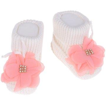 Eda βρεφικές κάλτσες πλεκτές «My Flower» - Παιδικά ρούχα 79d96750a0b