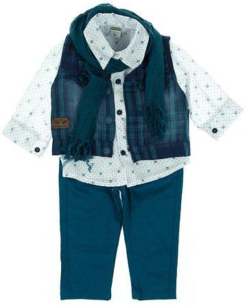 Canoz παιδικό αμπιγιέ σετ «Fashion Green» - Παιδικά ρούχα 6ed81a7113f