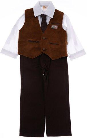 Cosay παιδικό αμπιγιέ κοστούμι «Brown Fashion» - Παιδικά ρούχα ... 730916d60c3