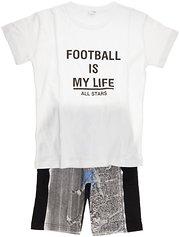 Δείτε περισσότερα · All Stars παιδικό σετ μπλούζα-παντελόνι ... dabd1084fef