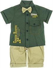 Δείτε περισσότερα · Kids Bom παιδικό σετ παντελόνι-πουκάμισο-παπιγιόν