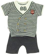 1f66b7aab321 Δείτε περισσότερα · Million Babies βρεφικό σετ μπλούζα-παντελόνι ...