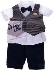 All Stars παιδικό αμπιγιέ σετ πουκάμισο-παντελόνι
