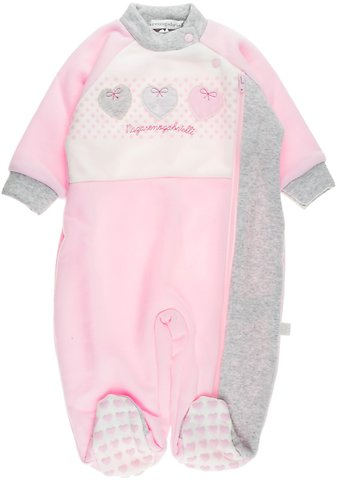 Nazarenogabrielli βρεφικό ζεστό φορμάκι «Hearts» - Παιδικά ρούχα ... 55c8b8cae94