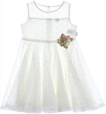 f3b8ce48857 Wizzy παιδικό αμπιγιέ φόρεμα «Classy Lace» - b2b.AZshop.gr