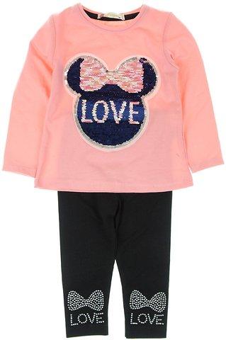 Pengim παιδικό εποχιακό σετ μπλούζα-παντελόνι κολάν «The Mouse» - Παιδικά  ρούχα 3a4a9449bb5