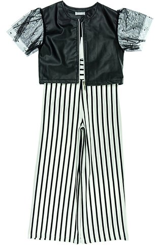 633c2cfaeef Εβίτα παιδικό σετ ολόσωμη παντελόνα-ζακέτα μπολερό «Lines» - Παιδικά ρούχα,  βρεφικά ενδύματα, λευκά είδη για παιδιά AZshop.gr