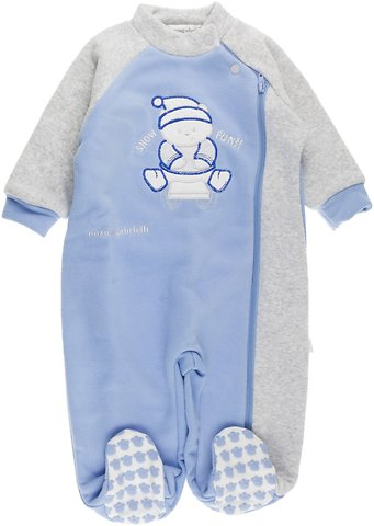 Nazarenogabrielli βρεφικό ζεστό φορμάκι «Snow» - Παιδικά ρούχα ... 1a0f8ed1df5