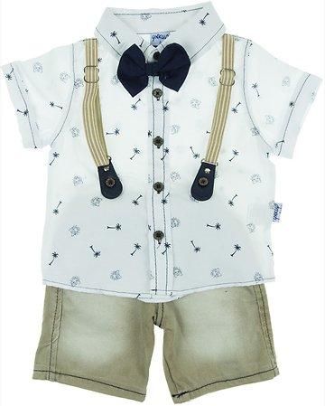 Προϊόντα  ΑΓΟΡΙΑ · Αμπιγιέ κοστούμια. Yakup παιδικό σετ  παντελόνι-πουκάμισο-παπιγιόν
