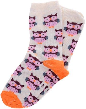 Gundem παιδικές κάλτσες «Ecru Owl» - Παιδικά ρούχα d3c0adfa5b5