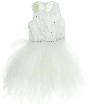 e1516b65d68 Ceren παιδικό αμπιγιέ φόρεμα «Little Beauty» - b2b.AZshop.gr