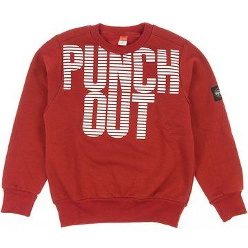 Joyce παιδική μπλούζα φούτερ «Red Punch» - Παιδικά ρούχα 59fc35cbe58