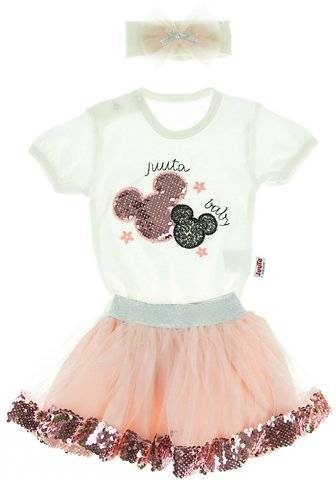 9c34591cd0a Juuta βρεφικό σετ κορμάκι-φούστα-κορδέλα «Baby Mouse» - Παιδικά ρούχα,  βρεφικά ενδύματα, λευκά είδη για παιδιά AZshop.gr