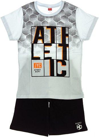 62c17eeaf70 Joyce παιδικό σετ μπλούζα-παντελόνι σορτς βερμούδα «Athletic» - Παιδικά  ρούχα, βρεφικά ενδύματα, λευκά είδη για παιδιά AZshop.gr